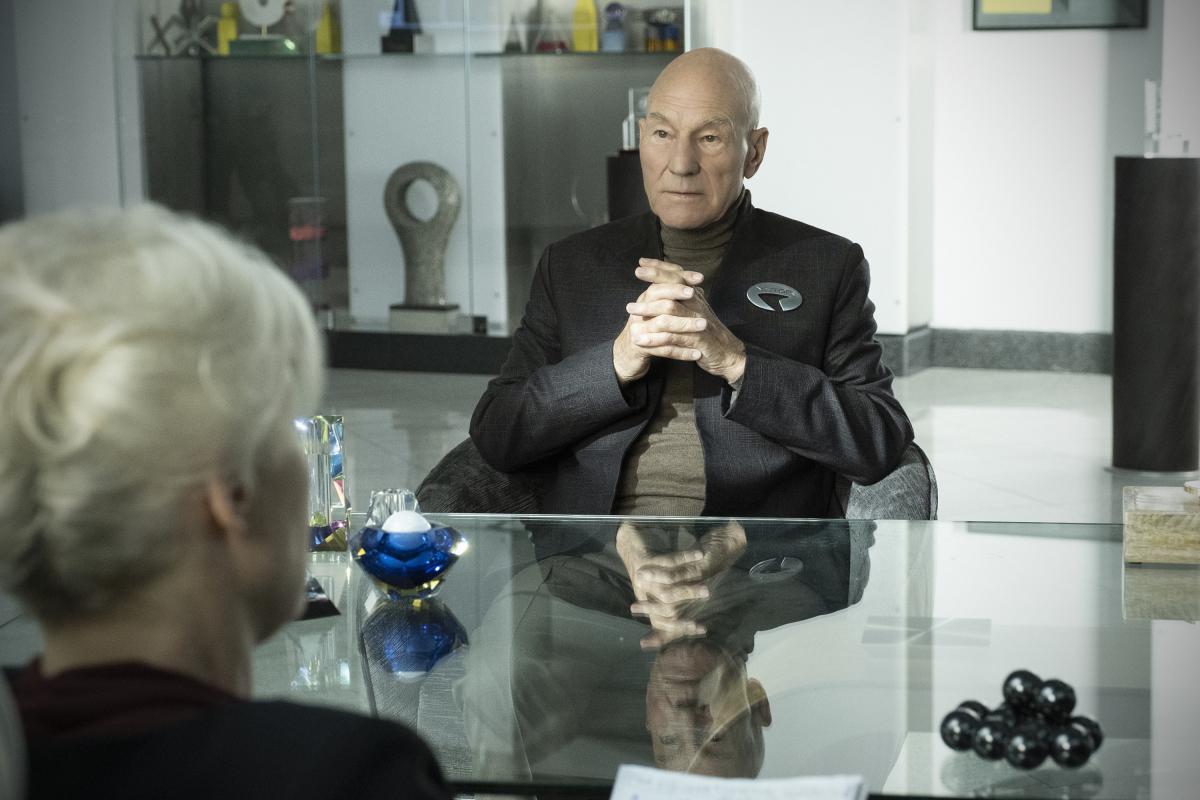 Star Trek: Picard - recenzje w sieci. Na to czekali fani od lat?