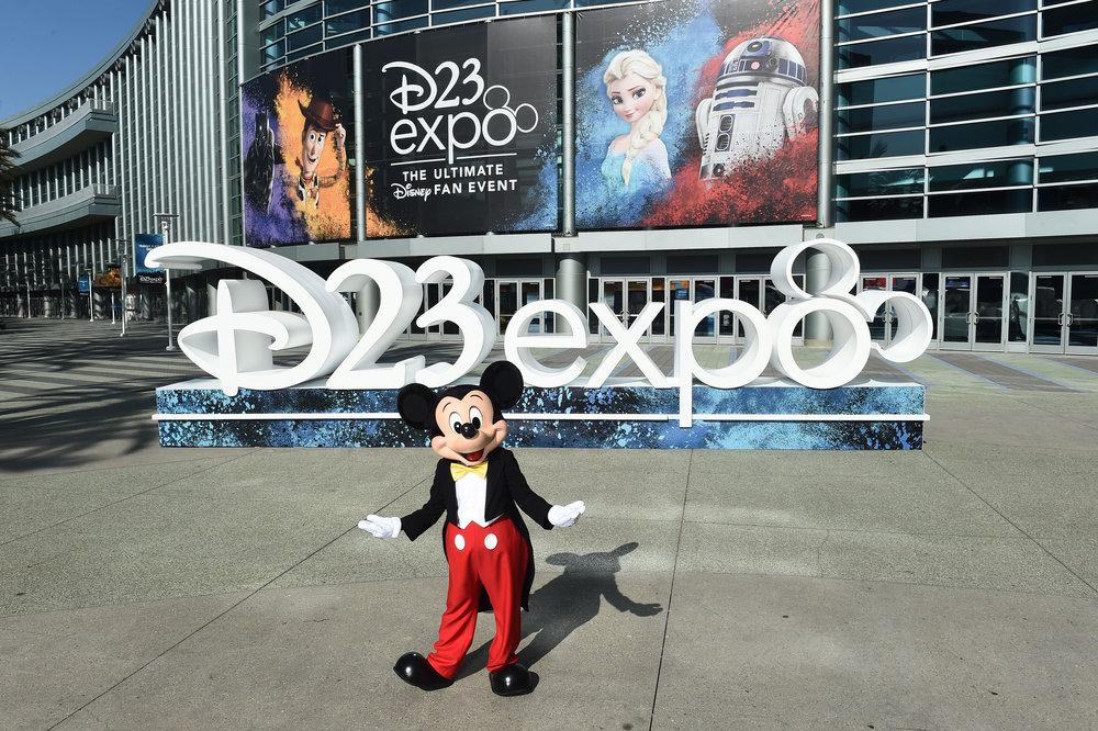 Jesteśmy na D23 Expo w Anaheim! Tyle dobra w jednym miejscu
