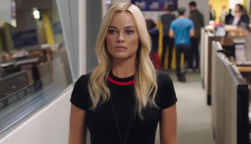 Bombshell - zwiastun filmu z Margot Robbie i Charlize Theron o aferze w Fox News