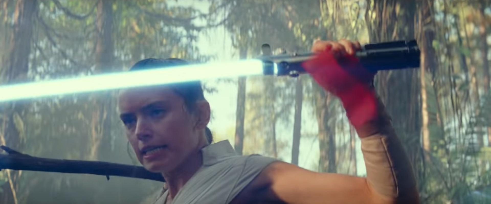 Gwiezdne Wojny: Skywalker. Odrodzenie najpopularniejsze w USA. TOP filmów oglądanych w USA