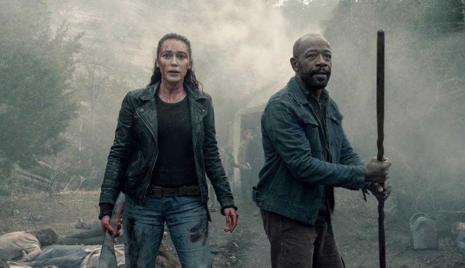 Fear the Walking Dead - teaser 6. sezonu. Kiedy premiera?