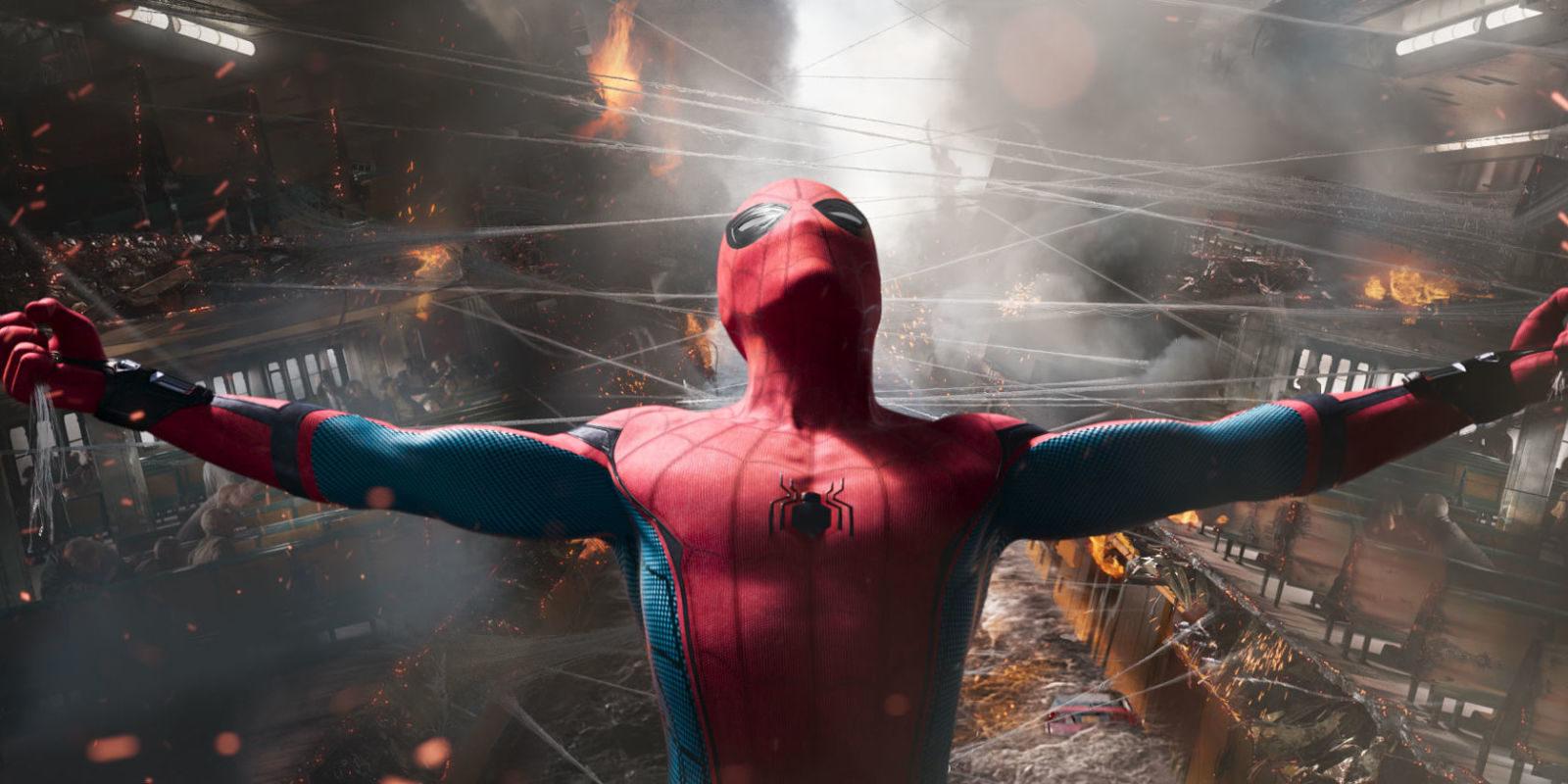 Spider-Man 3 - Tom Holland oznajmia początek prac nad filmem. Benedict Cumberbatch przybył na plan?
