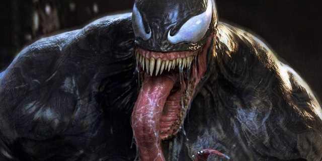 Venom mógł wyglądać inaczej. Kolejne szkice koncepcyjne z bohaterem