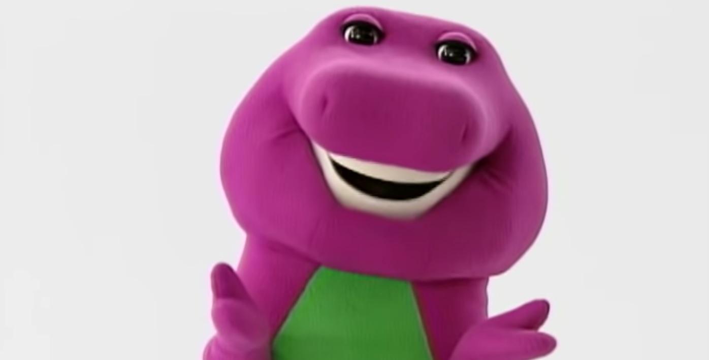 Barney i przyjaciele - Mattel stworzy film aktorski