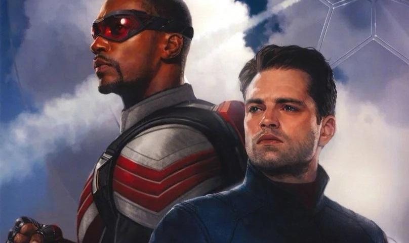 The Falcon and the Winter Soldier - Anthomy Mackie komentuje plotki o powrocie Chrisa Evansa