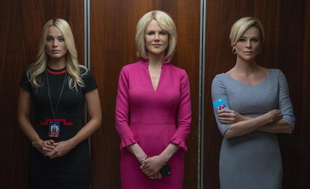 Gorący temat - Charlize Theron idzie po Oscara? Pierwsze opinie o filmie wokół afery w Fox News
