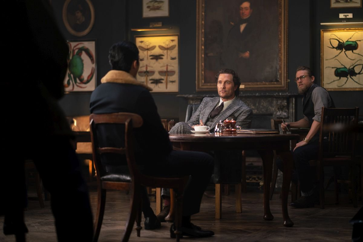 Dżentelmeni - spoty filmu Guya Ritchiego przedstawiają bohaterów gangsterskiej komedii