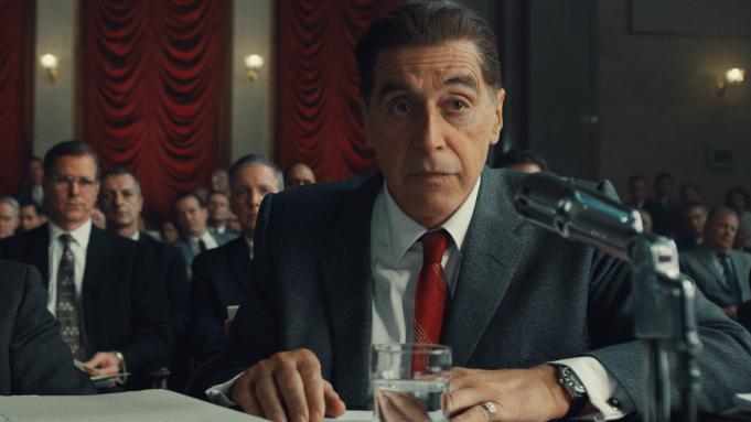 National Board of Review - Irlandczyk najlepszym filmem