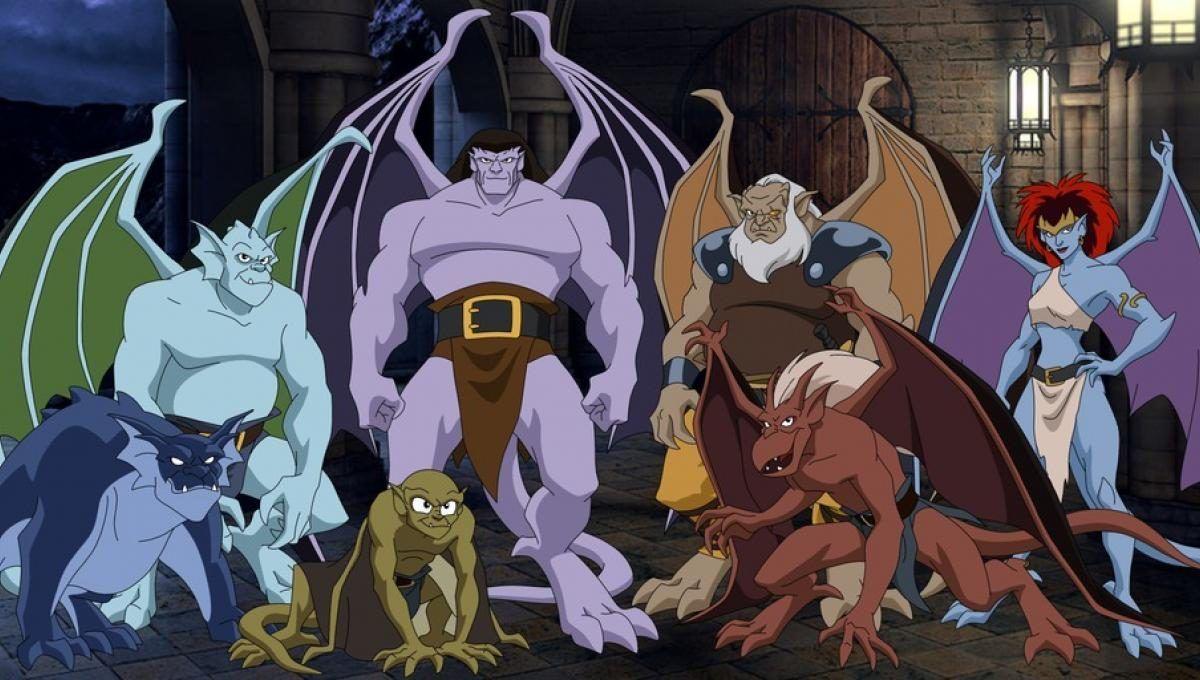 Gargoyles - twórca serialu chciałby stworzyć wersję live-action z Jordanem Peele'em