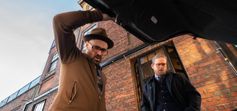 Dżentelmeni - zwiastun filmu o gangsterach. Guy Ritchie za kamerą