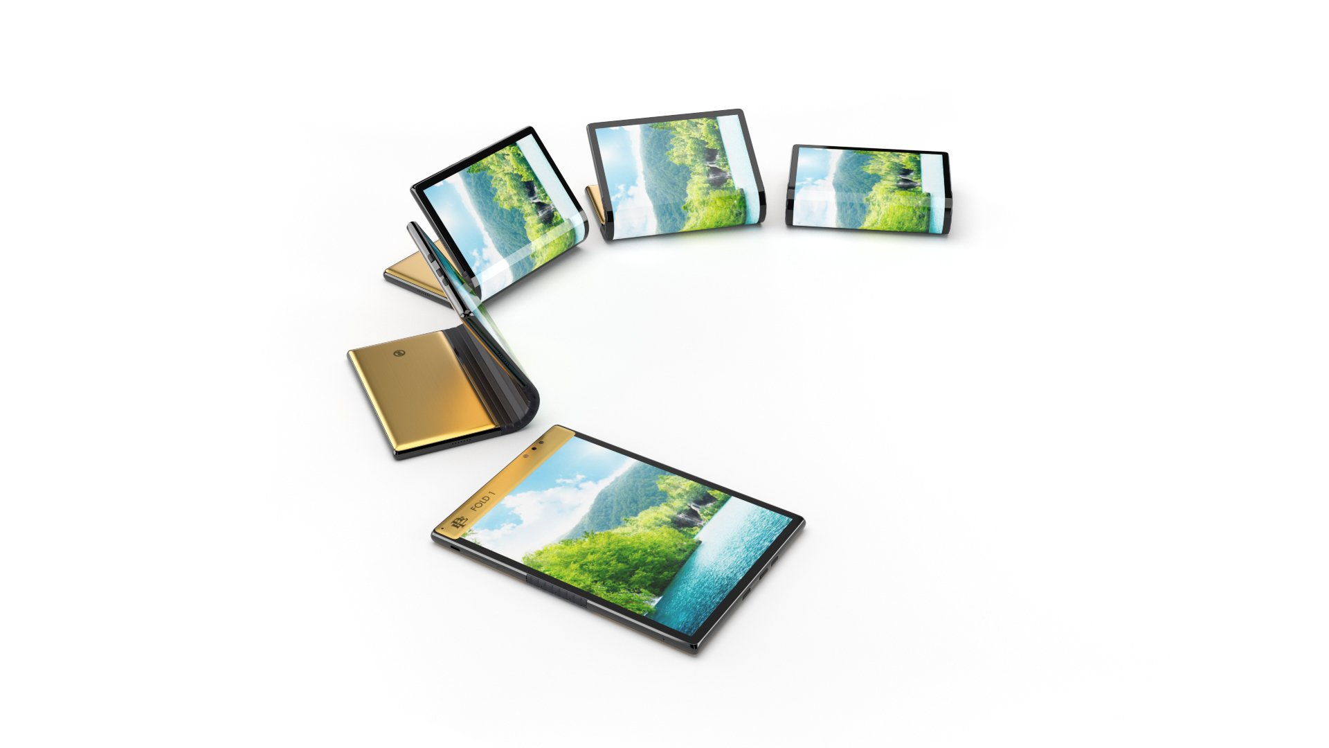 Escobar Fold 1 – elastyczny smartfon od rodziny barona narkotykowego