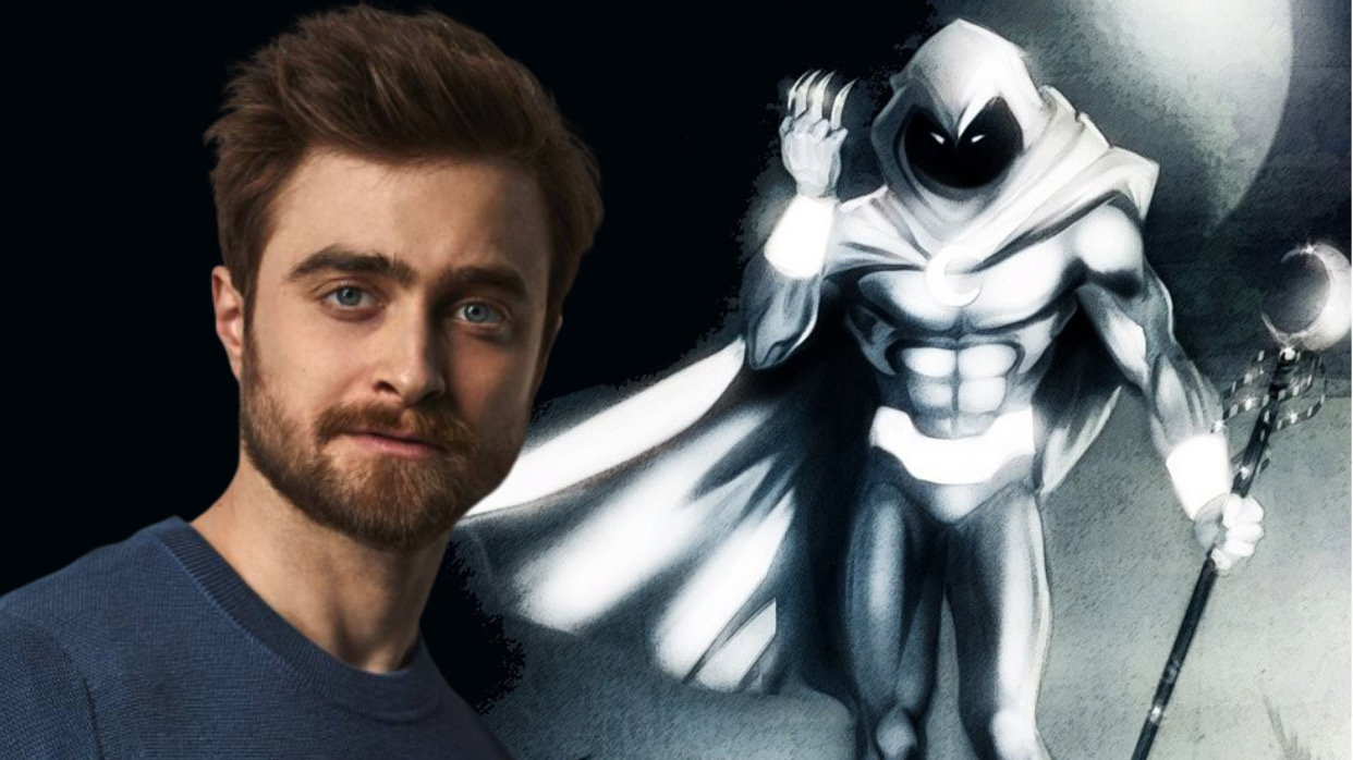Moon Knight - Daniel Radcliffe w głównej roli? Nowe pogłoski