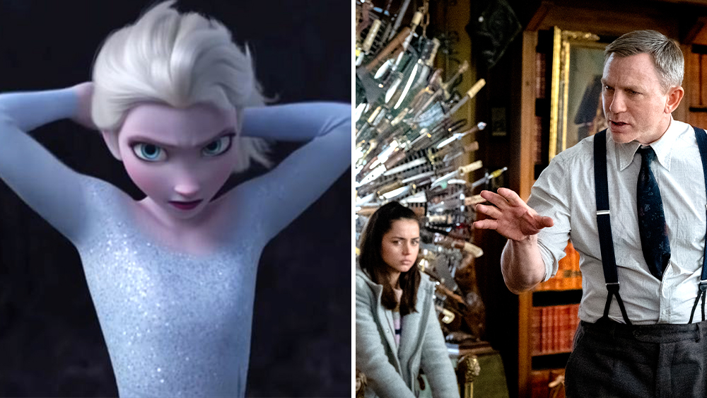 Kraina lodu 2 króluje w box office i bije rekordy. Świetny wynik Na noże