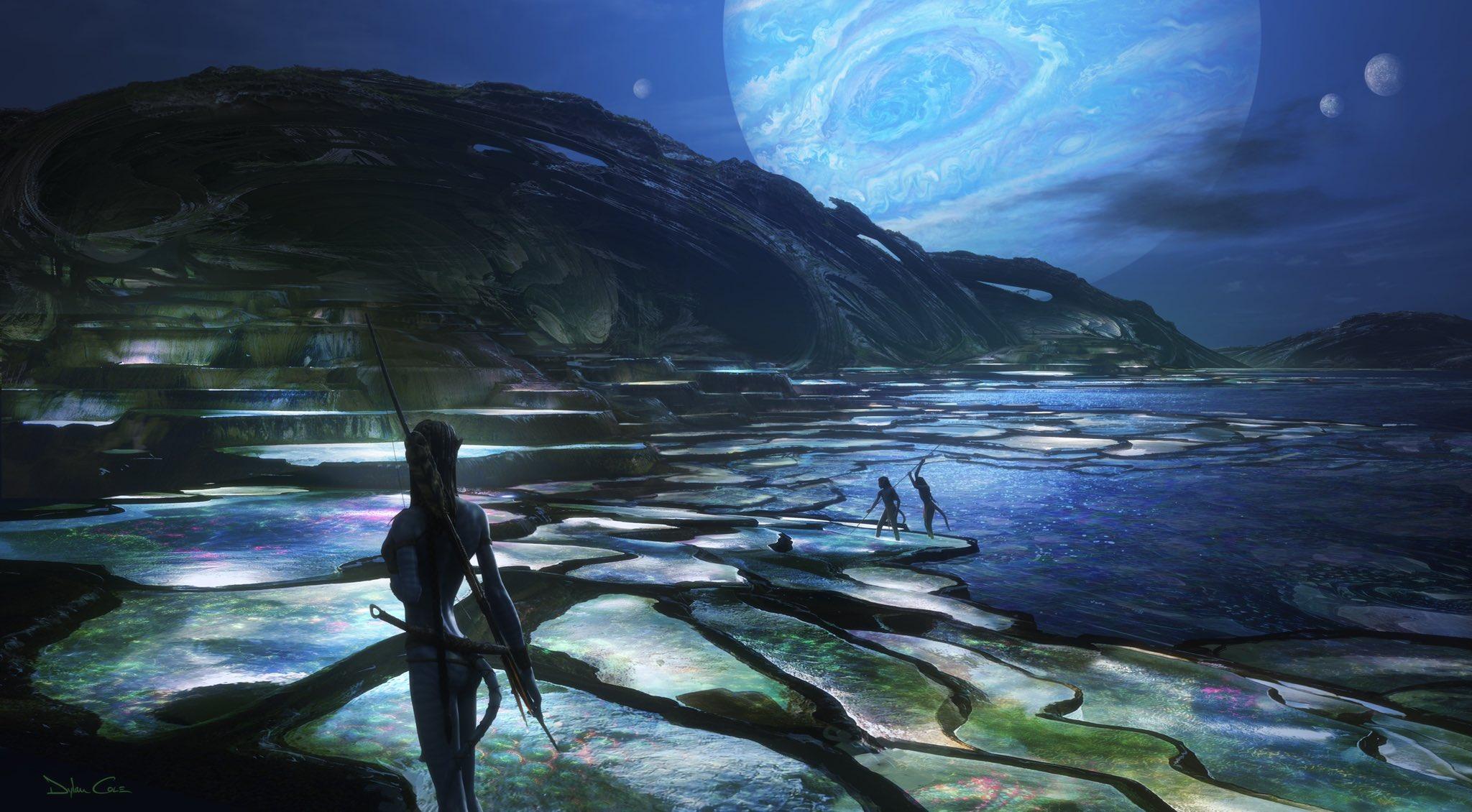 Avatar 2 - James Cameron o postępach prac. Co  Avatarem 3?
