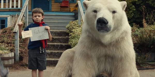 Timmy Failure: Mistakes Were Made - zwiastun nowego filmu dla Disney+
