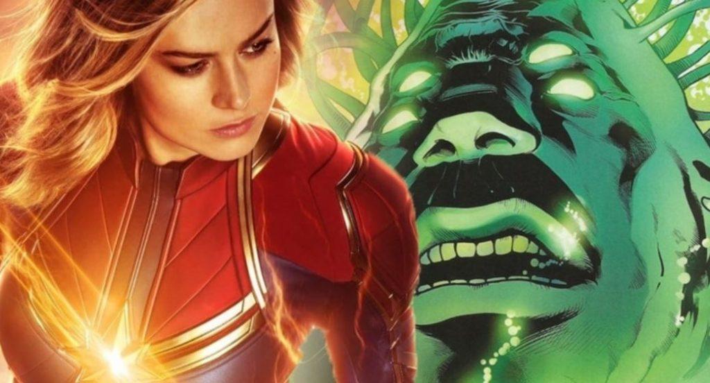 Kapitan Marvel vs. Najwyższa Inteligencja - zobacz scenę usuniętą z filmu MCU