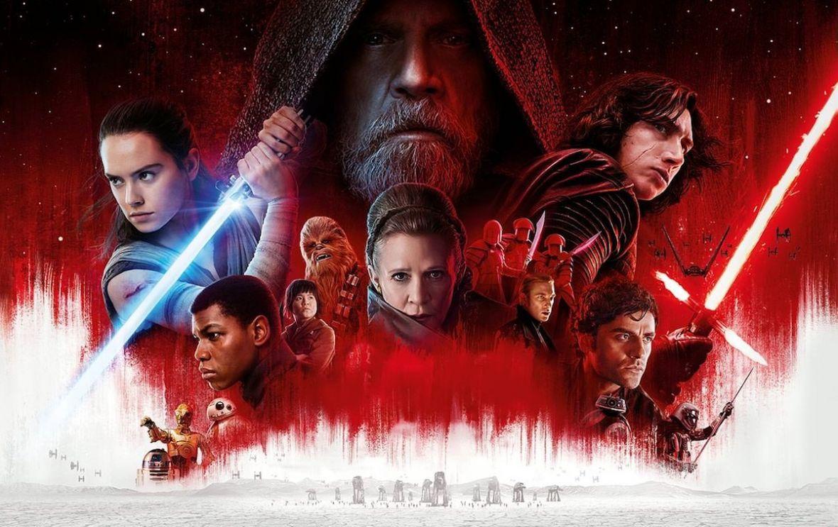 Alan Dean Foster postanowił poprawić nowe Gwiezdne wojny: - Ostatni Jedi to okropny film!