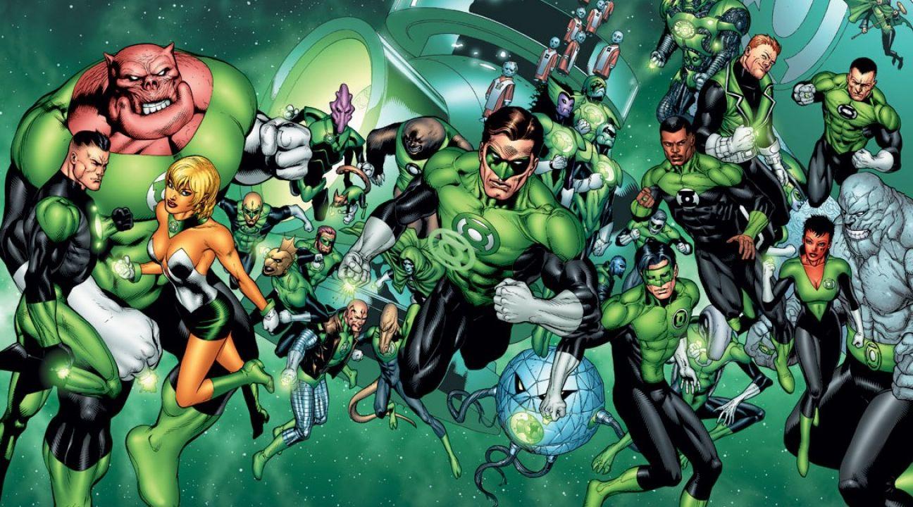 Green Lantern - kim będzie główna bohaterka serialu? Nowe przecieki