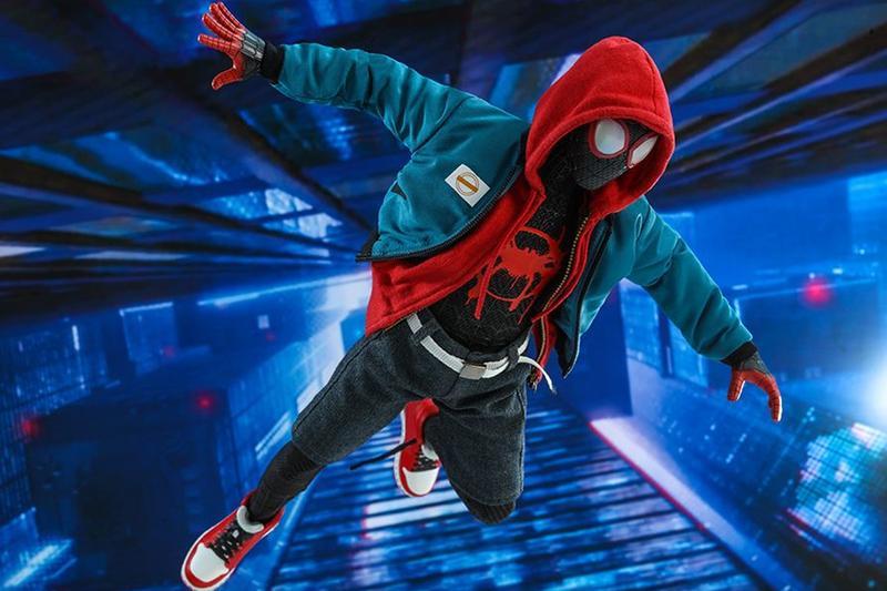 Spider-Man Uniwersum - Miles Morales bohaterem figurki. Będzie pasować na Waszej półce?