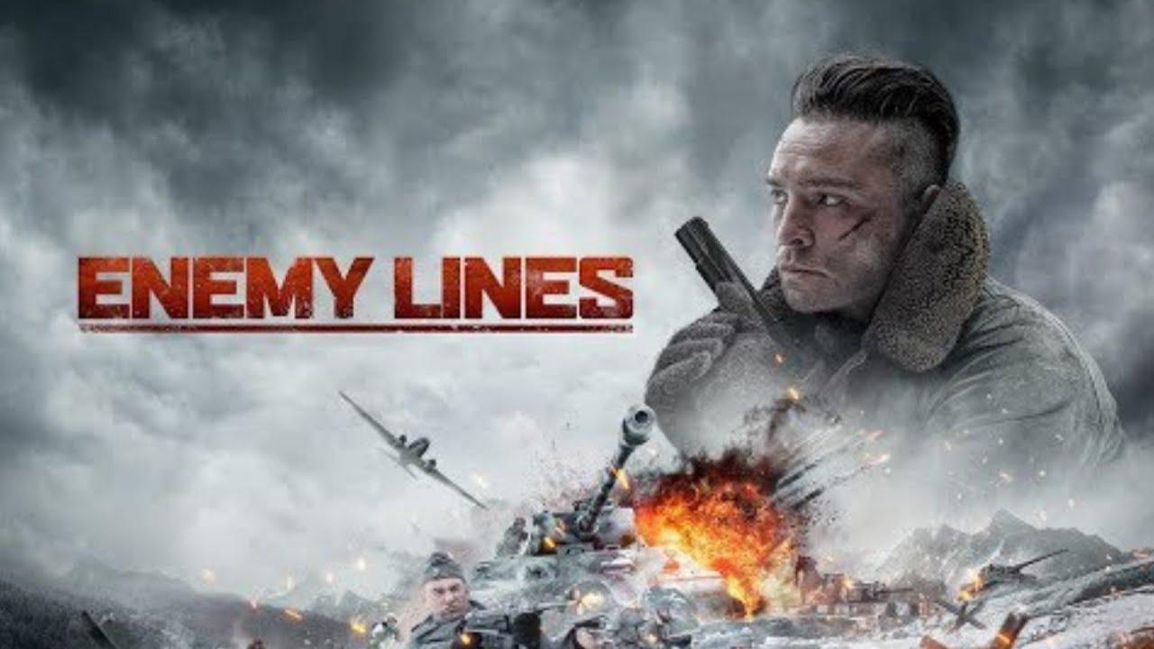 Enemy Lines - zwiastun filmu wojennego z USA. Paweł Deląg w obsadzie