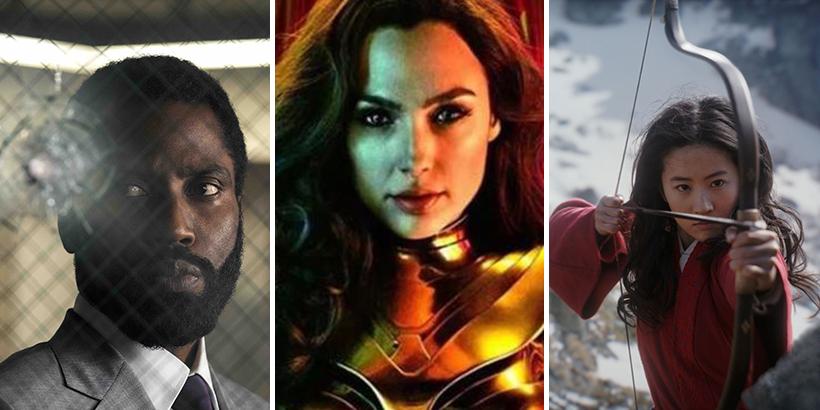 Tenet, Wonder Woman 1984, Godzilla vs Kong i inne filmy - premiery opóźnione!