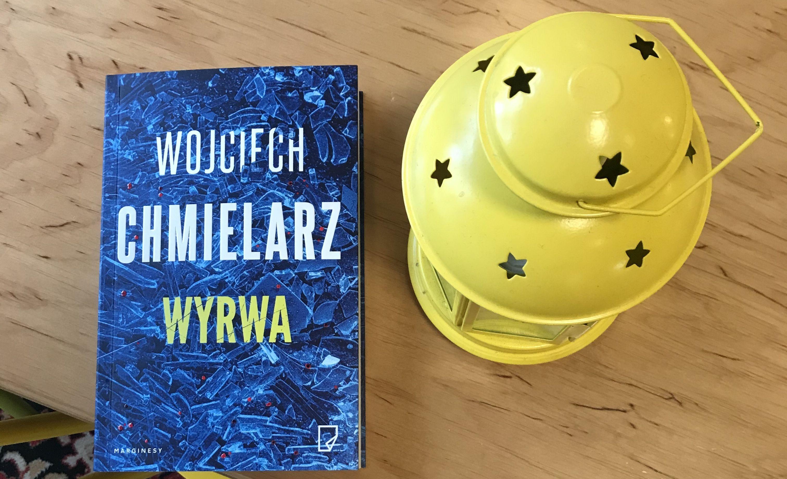 Wyrwa: przeczytaj fragment thrillera Wojciecha Chmielarza