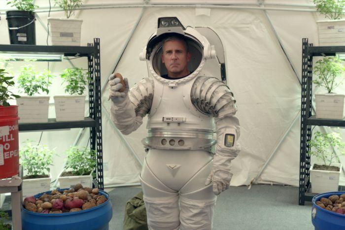 Siły kosmiczne - Netflix udostępnia nowe zdjęcia z podziałem na odcinki
