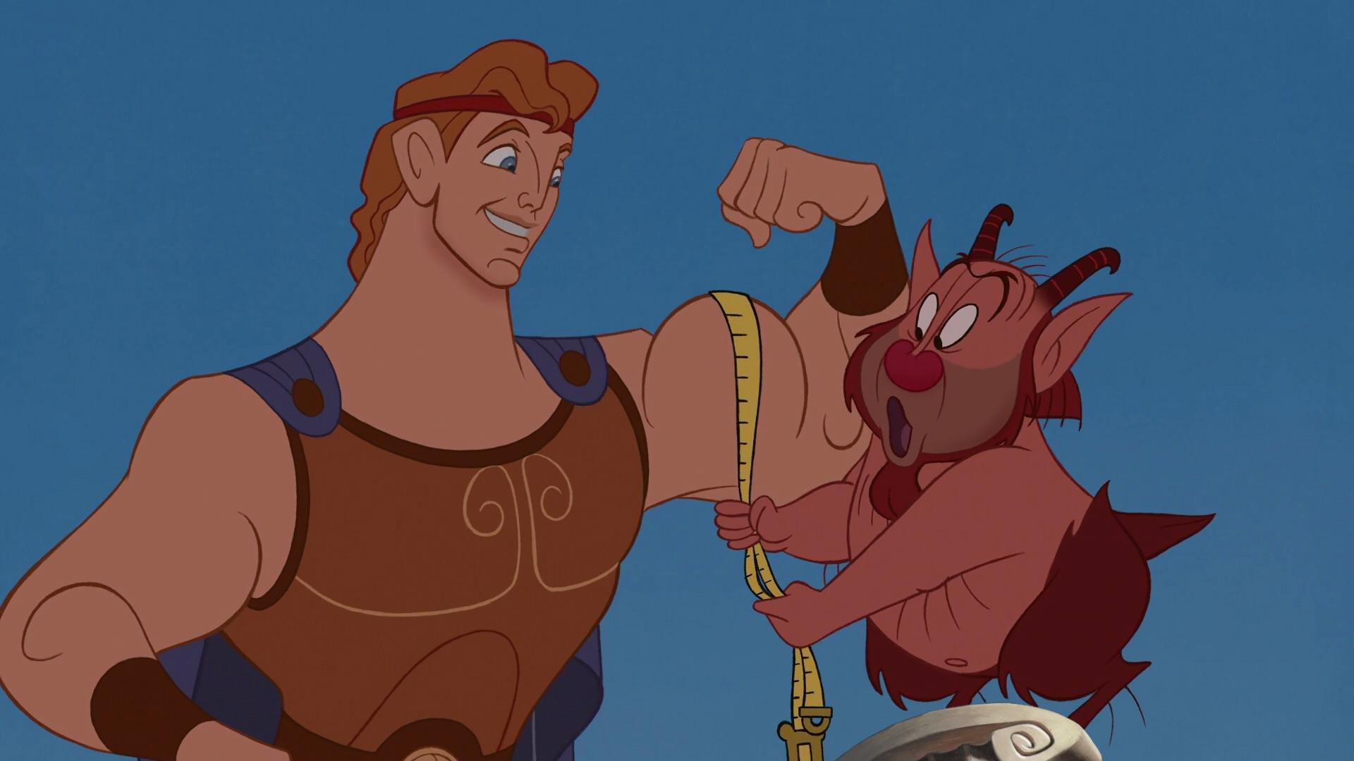 Herkules - remake animacji potwierdzony. Aktor z Wiedźmina chce zagrać bohatera