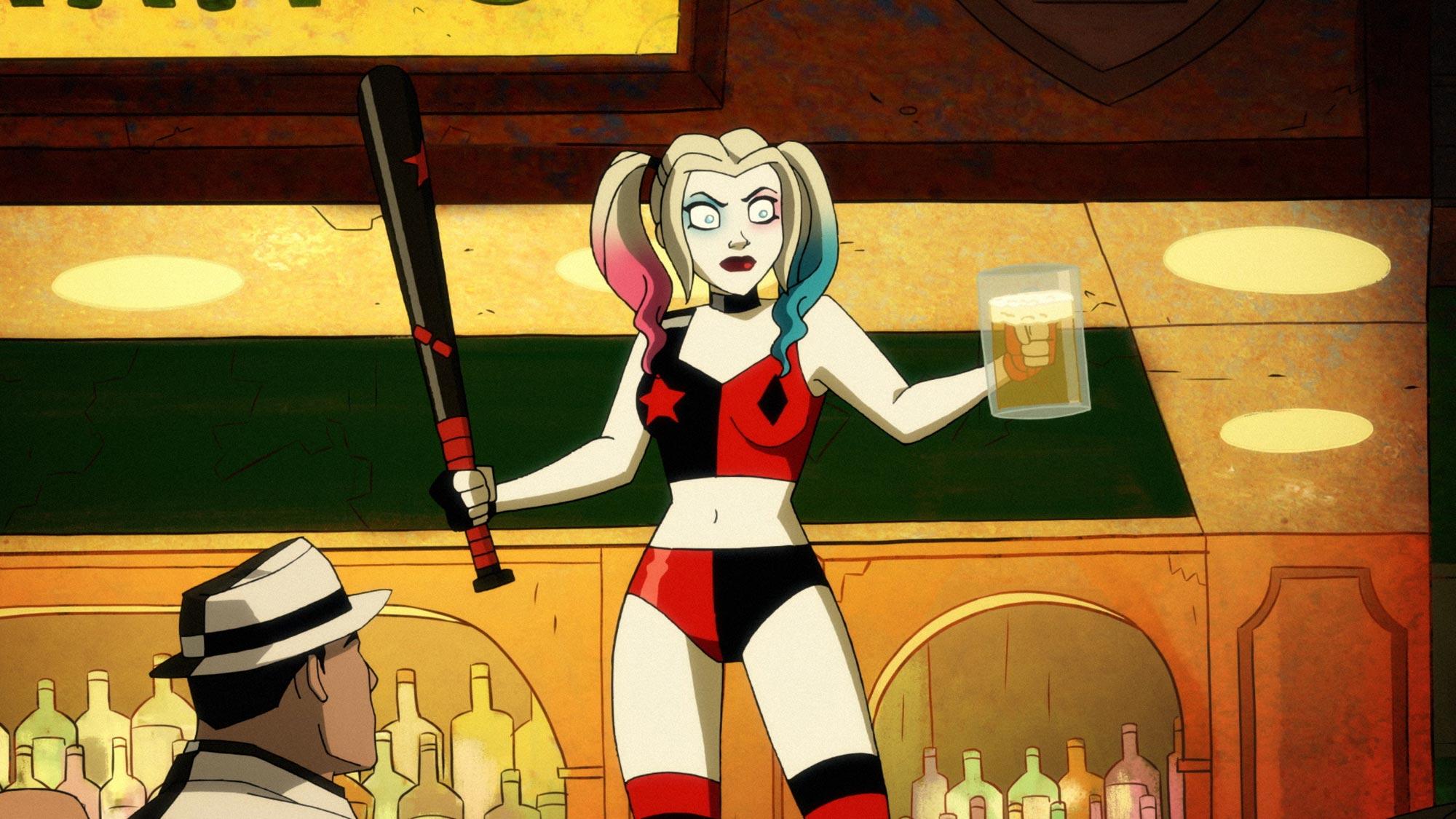 Harley Quinn - rozpoczęły się prace nad 3. sezonem serialu animowanego HBO Max