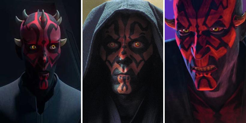 Darth Maul - wojownik, kosmiczny gangster i jedna z najlepszych postaci Star Wars