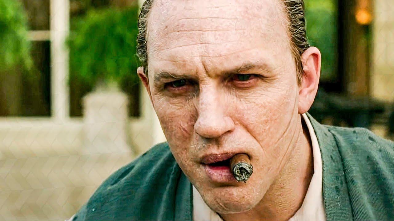 Capone online - polska premiera filmu z Tomem Hardym na VOD