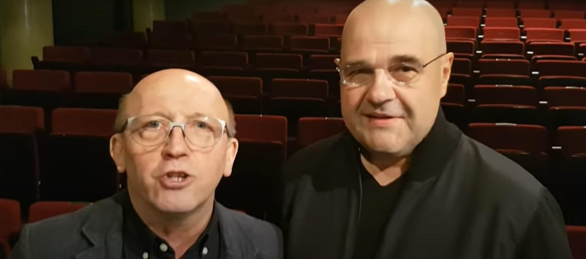 #Hot16Challenge2 - Cezary Żak i Artur Barciś rapują w duchu serialu Miodowe lata