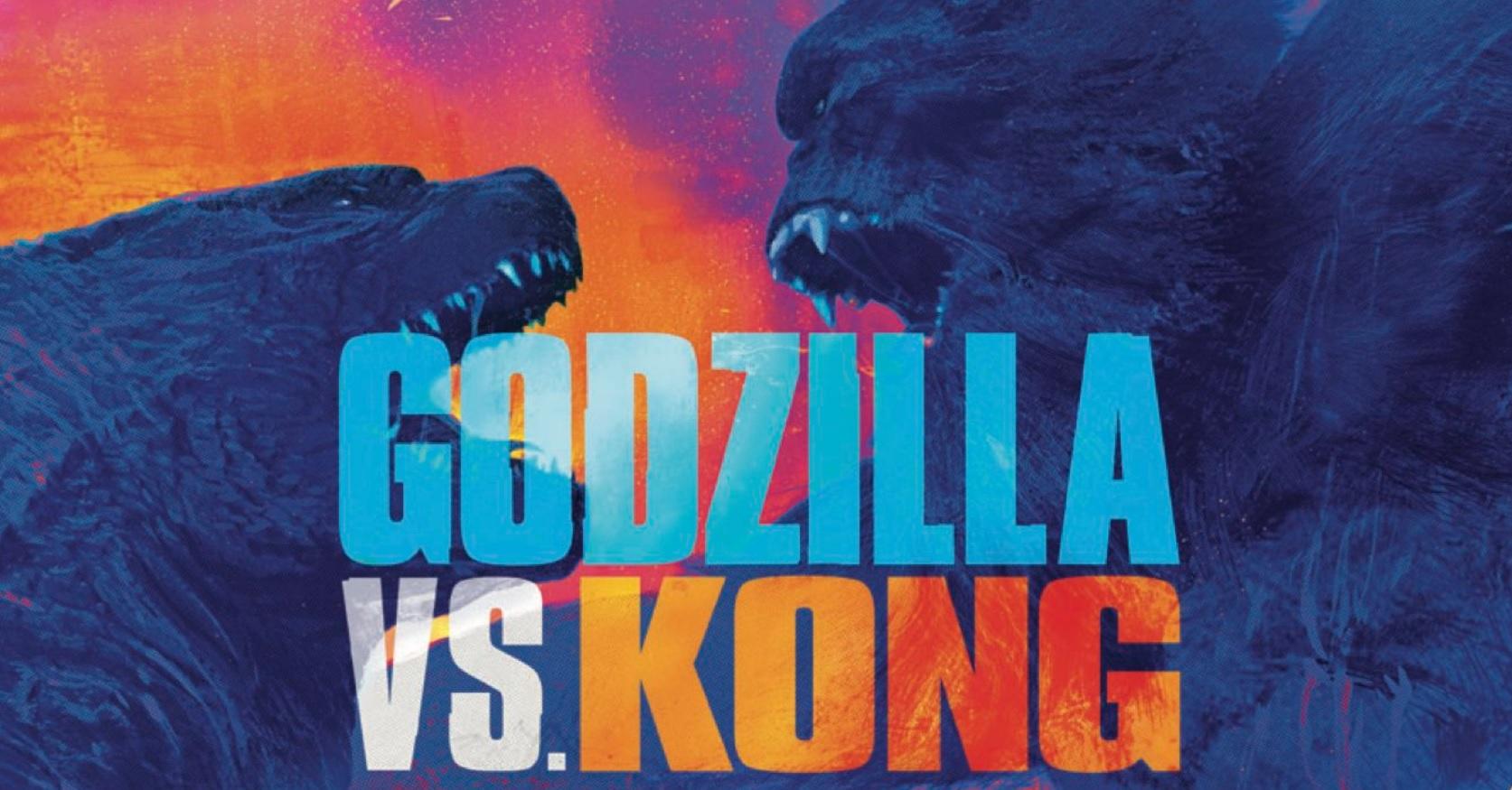 Godzilla vs Kong - nowy Tytan ujawniony!