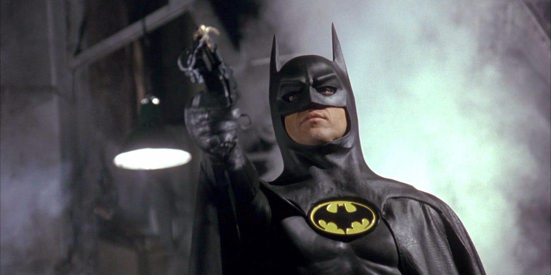 Michael Keaton powróci do roli Batmana?! Zaskakujące informacje
