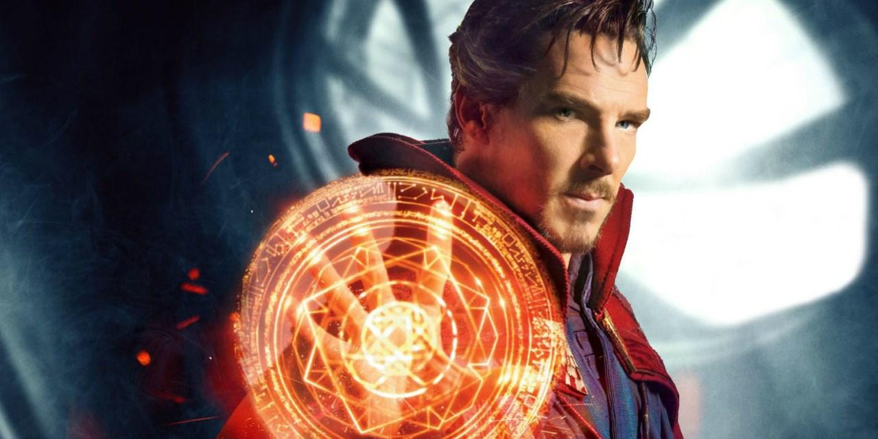 Doctor Strange - Benedict Cumberbatch odwiedza sklep z komiksami w stroju bohatera [WIDEO]