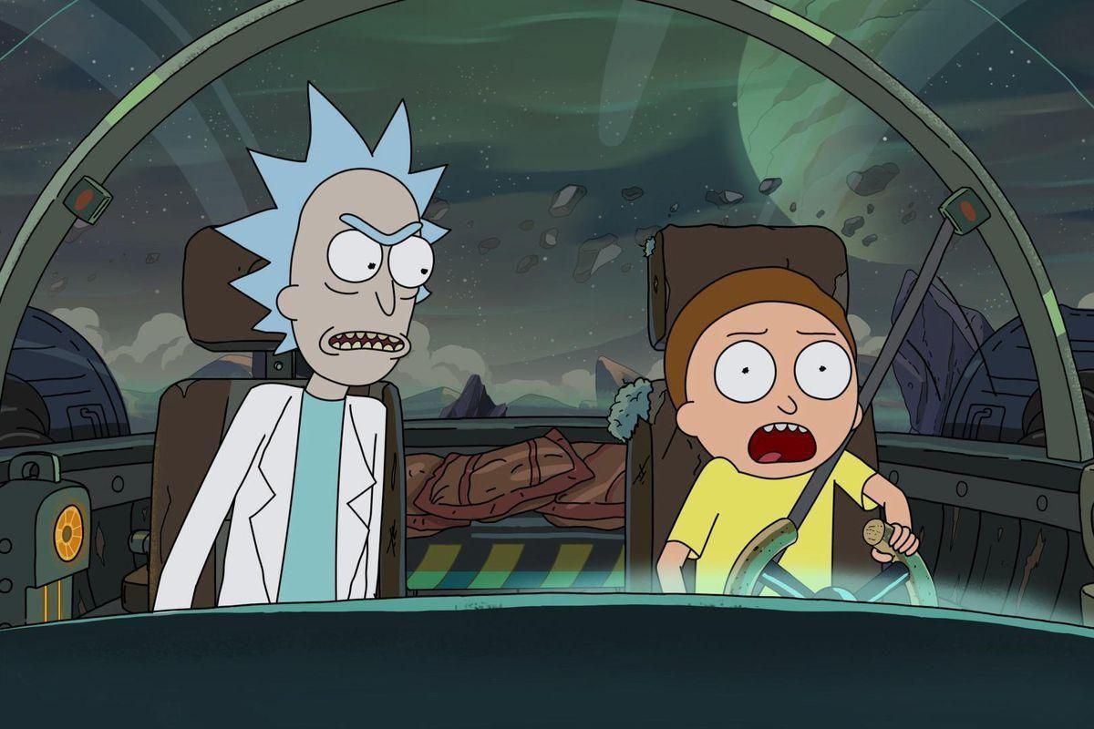 Rick and Morty - zapowiedź 5. sezonu! Zobaczcie pierwszy fragment