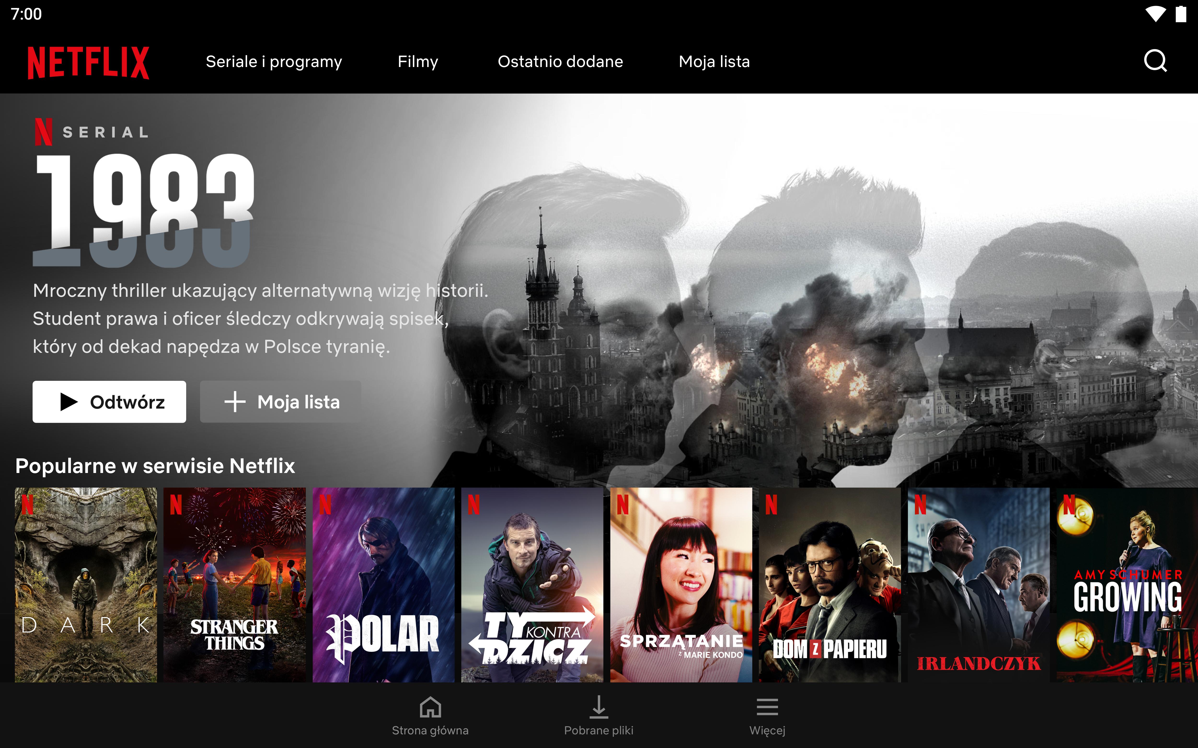 Netflix pozwoli usunąć treści z kolejki do oglądania