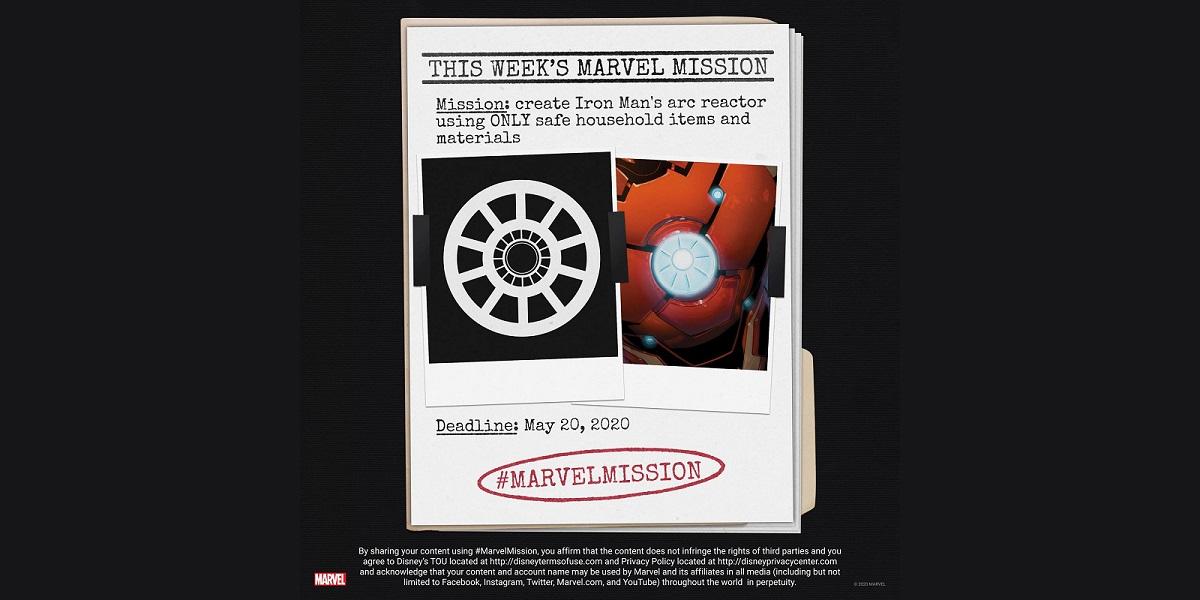 Marvel opisał, jak zbudować prostą replikę reaktora łukowego Iron Mana