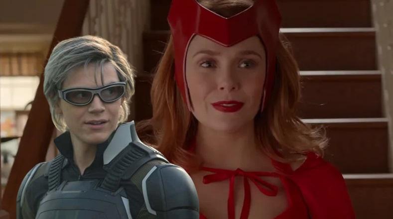 WandaVision - Evan Peters zagra w serialu MCU? Nowe pogłoski