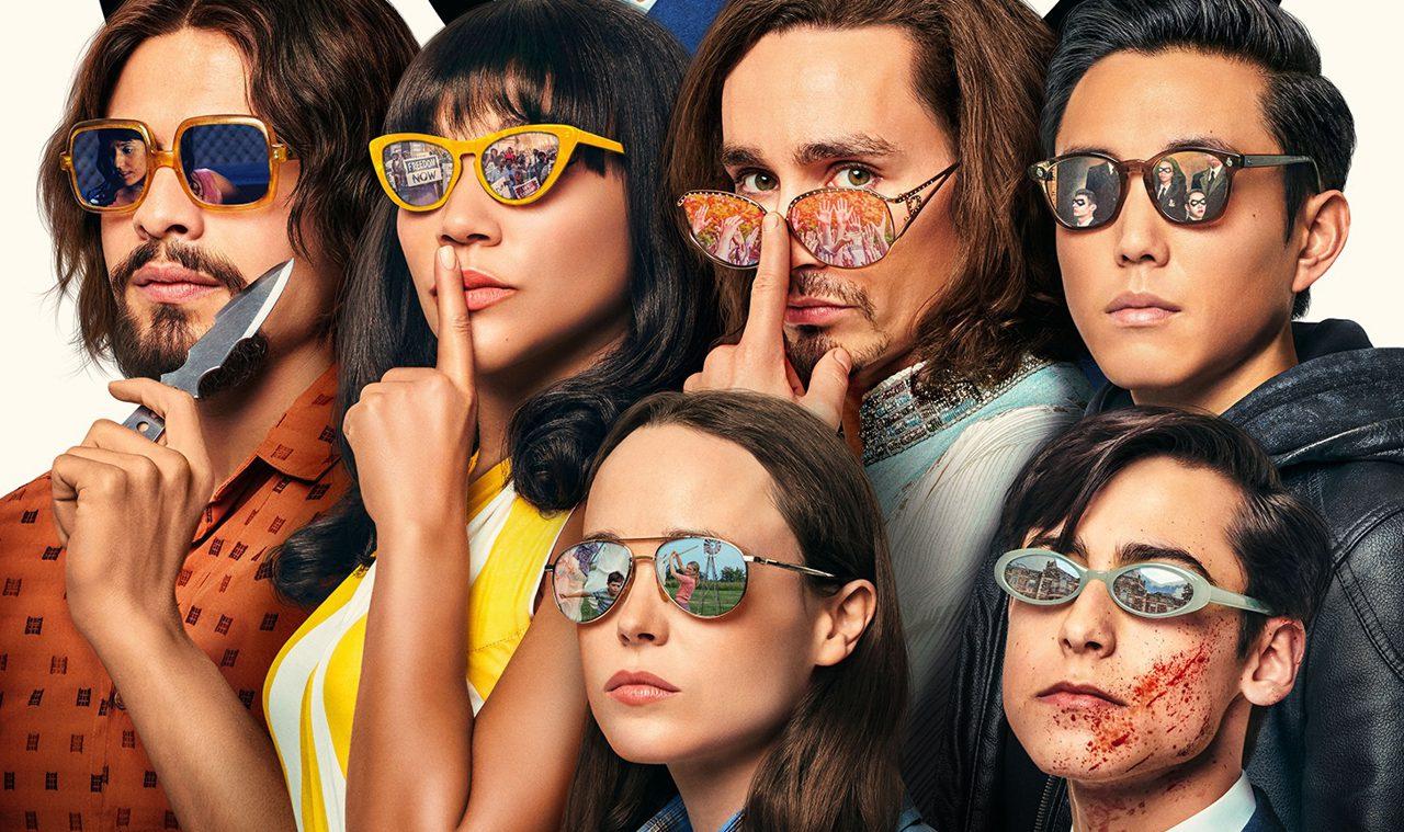 The Umbrella Academy - showrunner prezentuje stronę tytułową scenariusza 3. sezonu