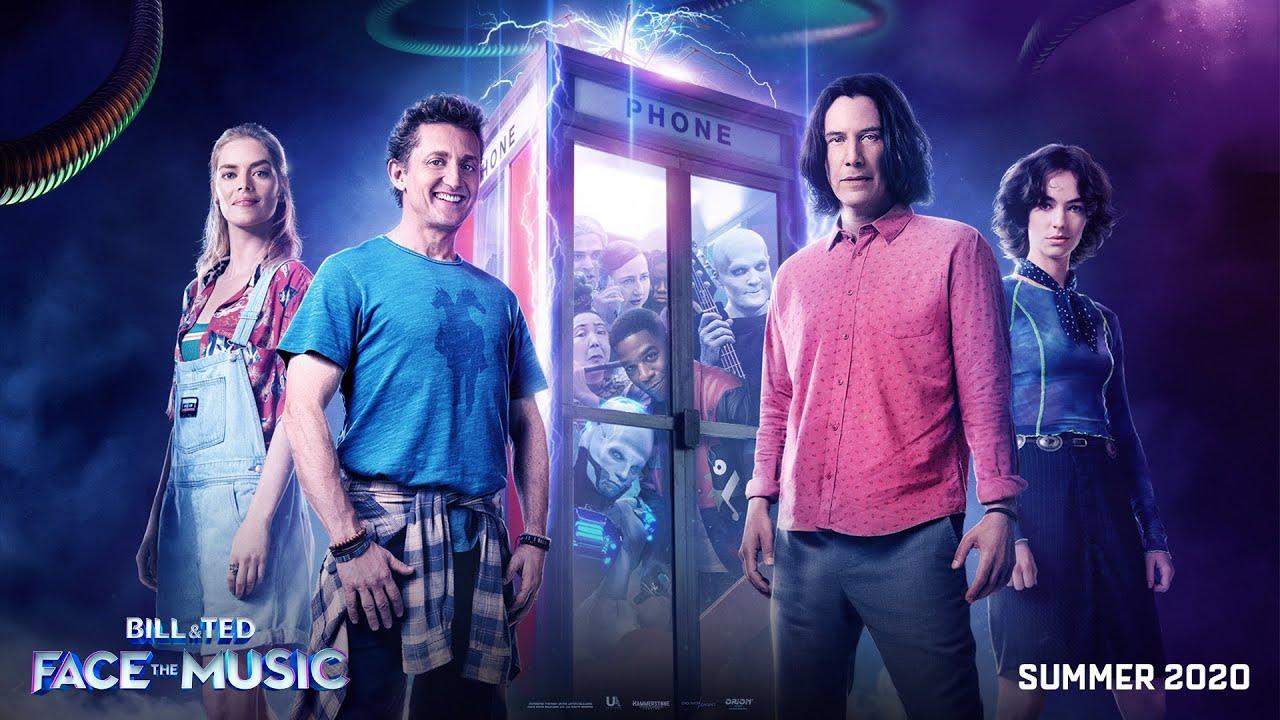 Bill i Ted 3 - pełny zwiastun. Keanu Reeves ratuje świat muzyką i podróżami w czasie