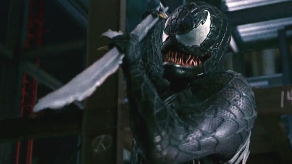 Spider-Man 3 - animatroniczny Venom mógł straszyć mocniej. Zobaczcie wideo