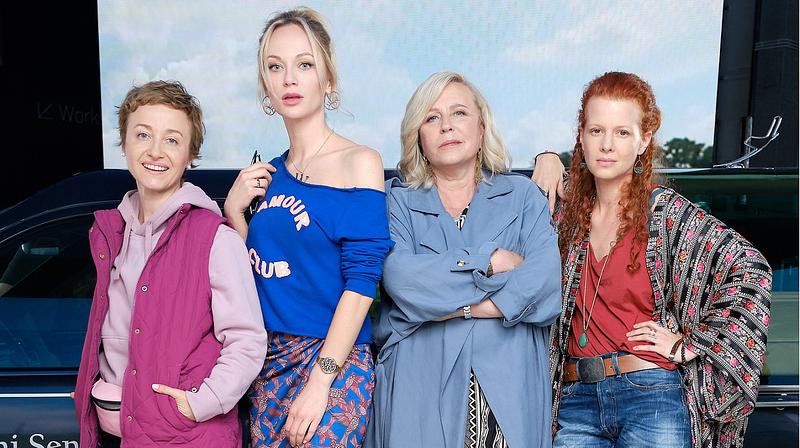 Królestwo Kobiet - teaser nowego serialu TVN, Jak zapowiada się komedia?