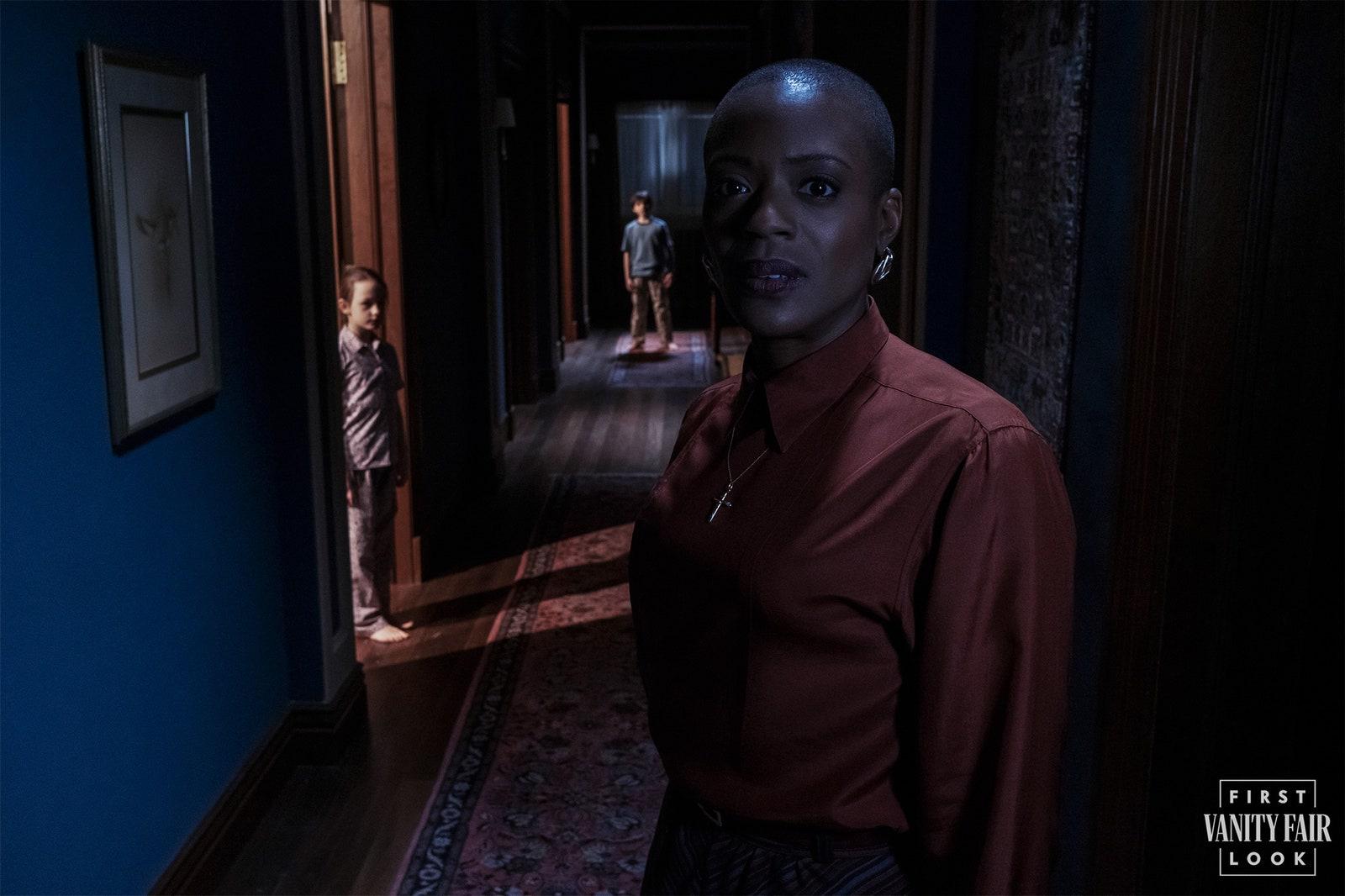 The Haunting Of Bly Manor - nietypowa promocja serialu. Można się przestraszyć