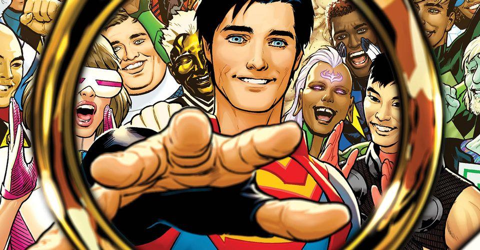 [SPOILER] oficjalnie potomkiem Supermana. Tę postać znacie już z Arrowverse
