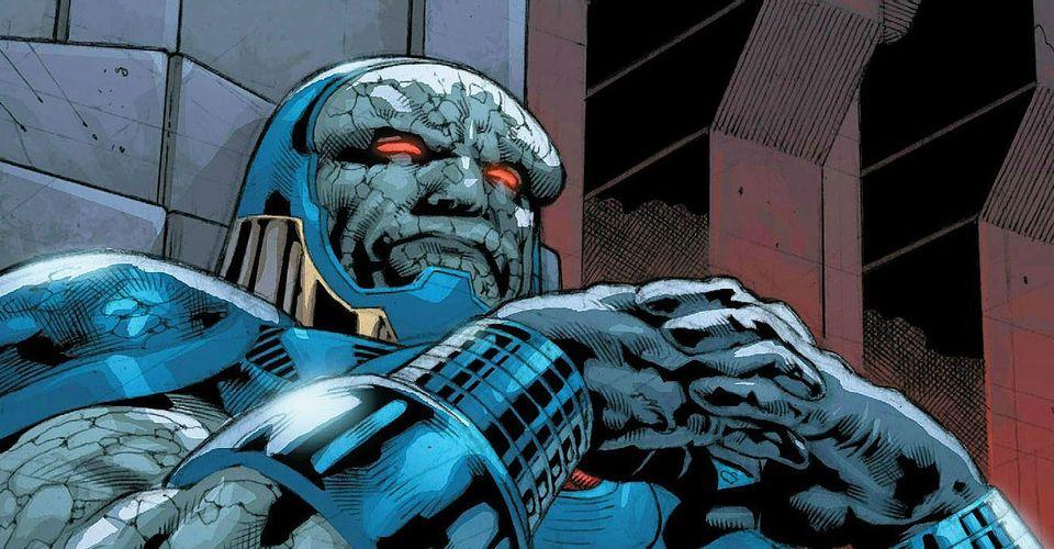 Darkseid da się przechytrzyć? Wróg Ligi Sprawiedliwości nie rozumie podróży w czasie