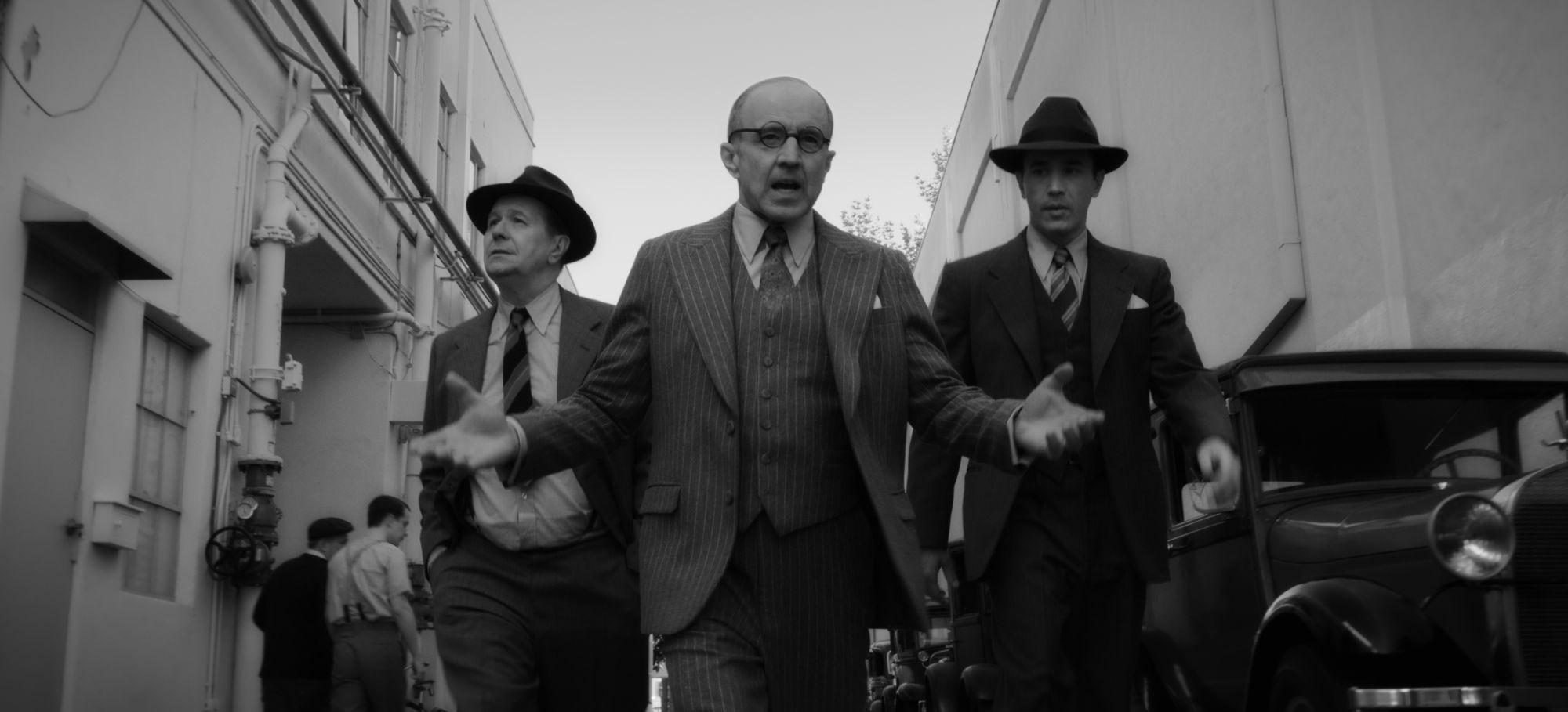 Mank - kiedy premiera nowego filmu Davida Finchera?