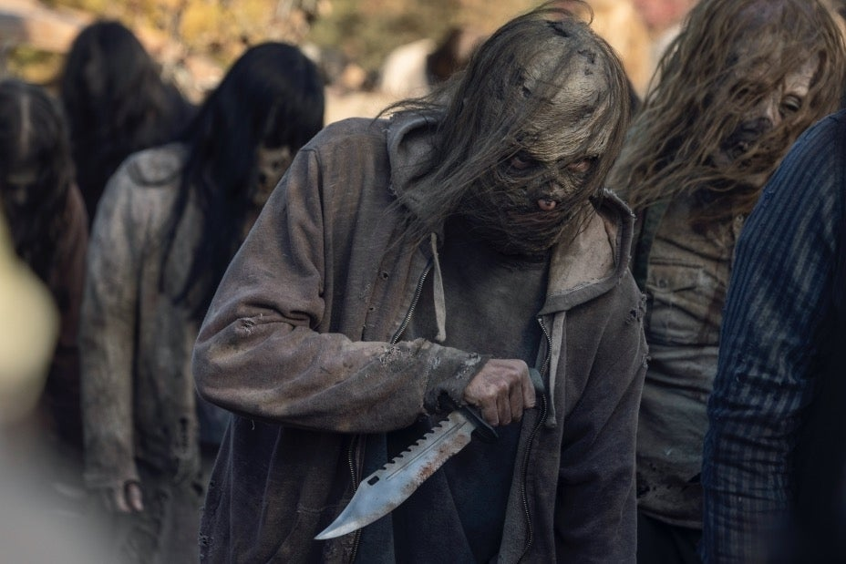 The Walking Dead: sezon 10 - nowe zdjęcia z 16. odcinka