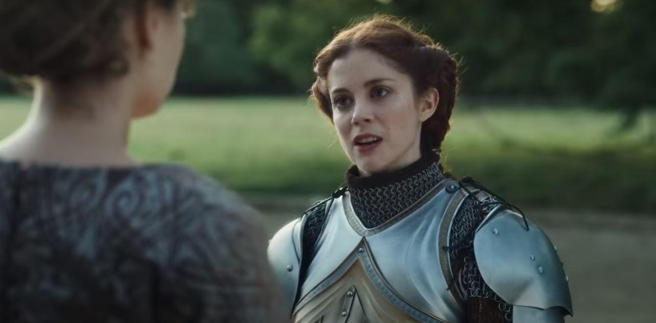 Hiszpańska księżniczka - zwiastun 2. sezonu. Katarzyna Aragońska rusza na pole bitwy!