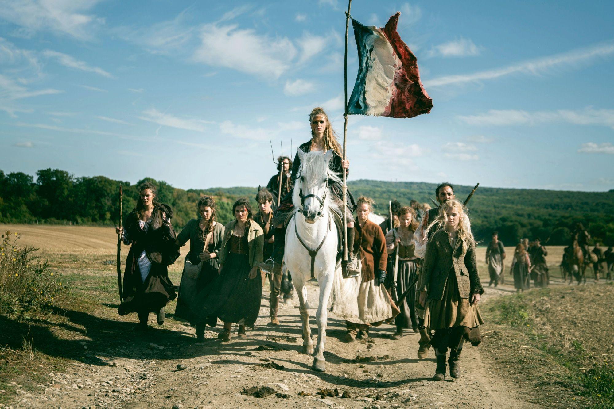 Rewolucja - zwiastun serialu Netflixa. Rewolucja francuska w nowym wydaniu